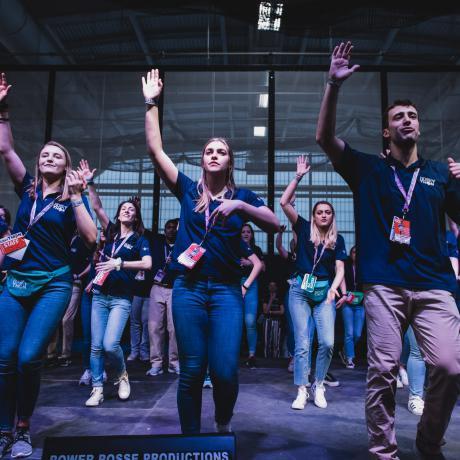 Dance Marathon wouldn't happen without student dancers