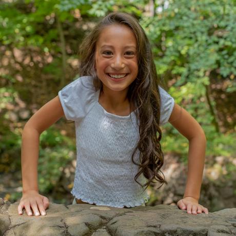 Jordyn, 2021 Connecticut Children's Miracle Network Hospitals Champion