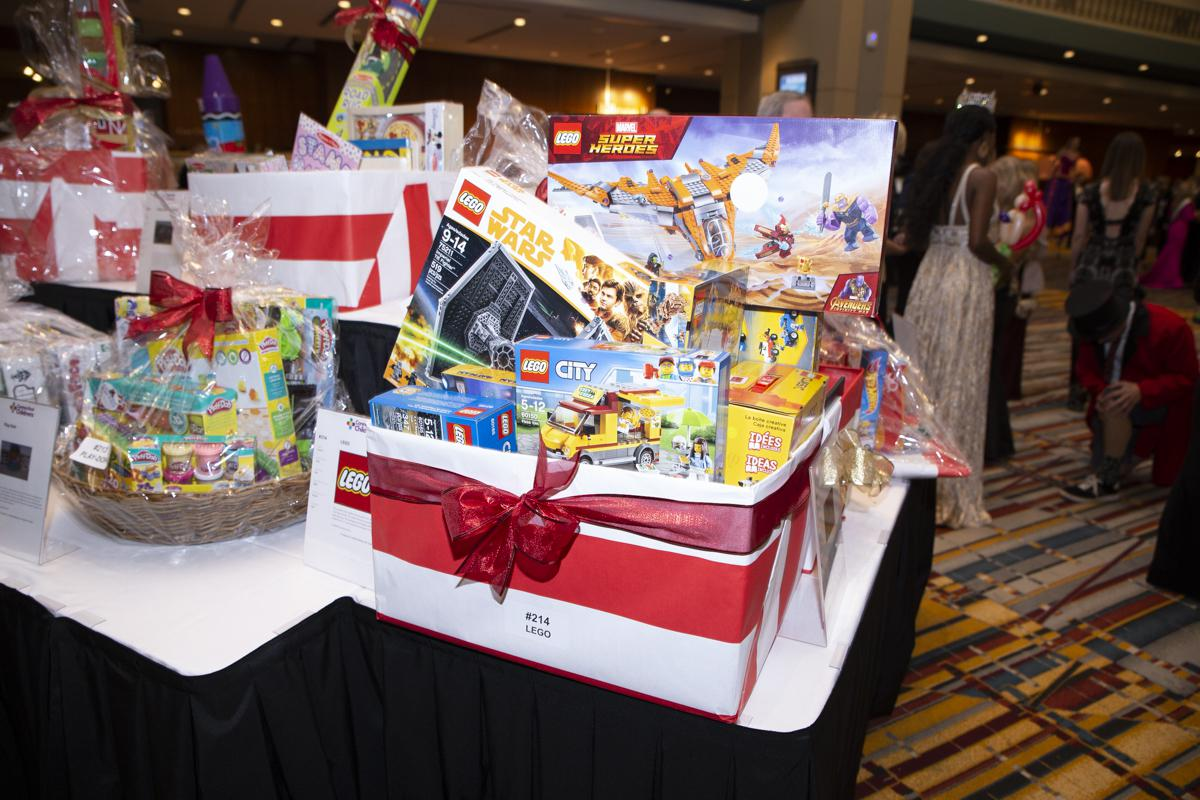 LEGO Auction Basket